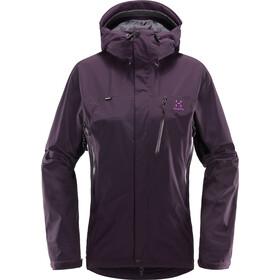 Haglöfs Astral Naiset takki , violetti